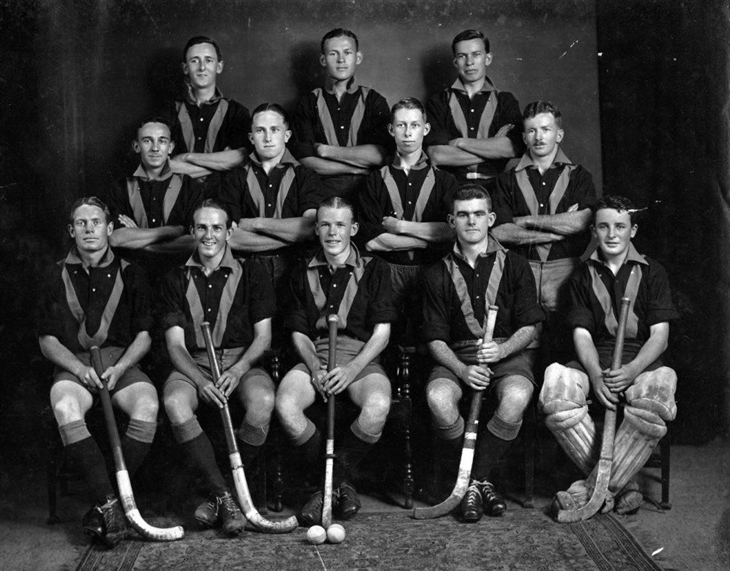 hockey team 1930